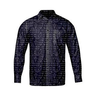 Koszula męska Matematyka(czas realizacji do 14 dni)