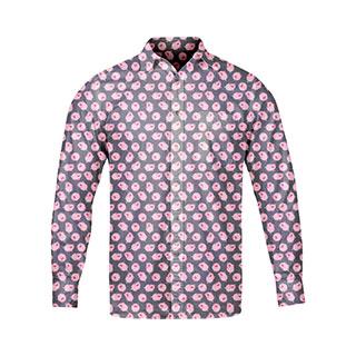 Koszula męska Szara Świnka(czas realizacji do 14 dni)