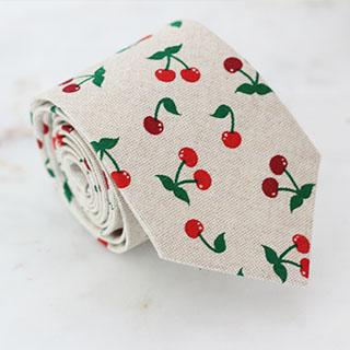 Krawat Cherry