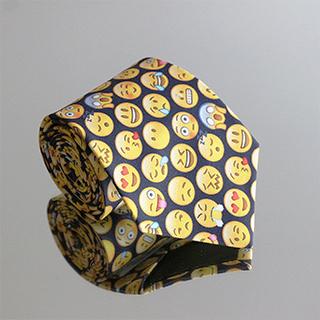 Krawat Emoji