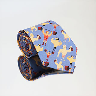 Krawat Siłacza
