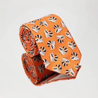 Krawat Styl Lemura