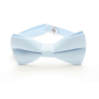blue bow tie – gift for gentleman