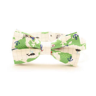 bow tie for globtrotter from Edyta Kleist