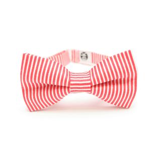biało-czerwony elegancki dodatek do garnituru